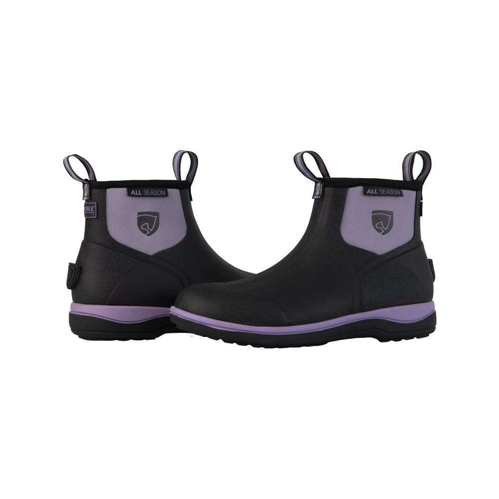 Women's Perfect Fit All Season Boot Low Purple Ash