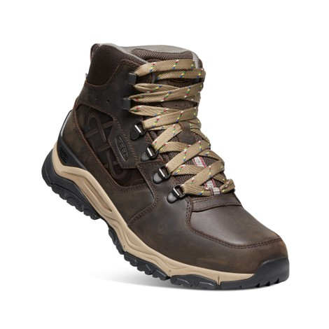 Men's KEEN X  Innate Leather Waterproof Mid Hiking Boot