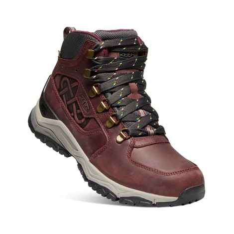 Women's KEEN X  Innate Leather Waterproof Mid Hiking Boot