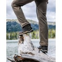 Men's KEEN X Sherpa Innate Leather Waterproof Mid Hiking Boot