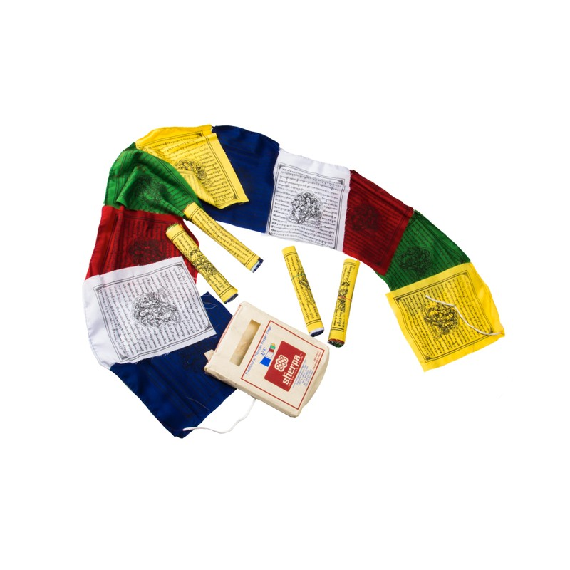 Prayer Flags - Multi