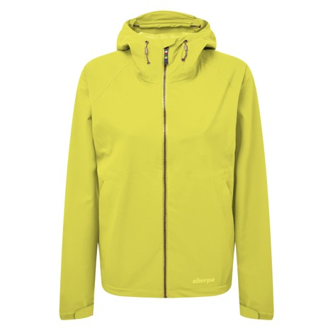 Sherpa Adventure Gear Pumori Jacket in Chutney Yellow