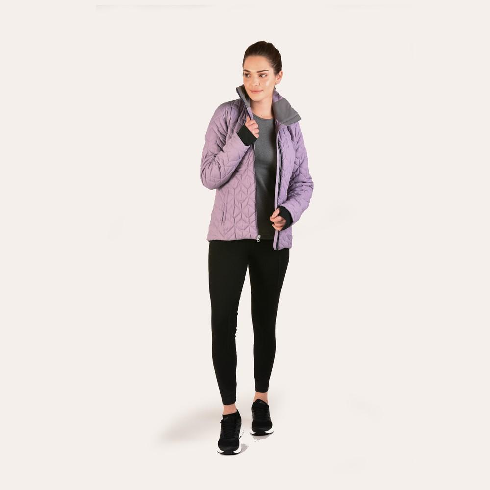 Dynamic Performance Jacket Purple Ash