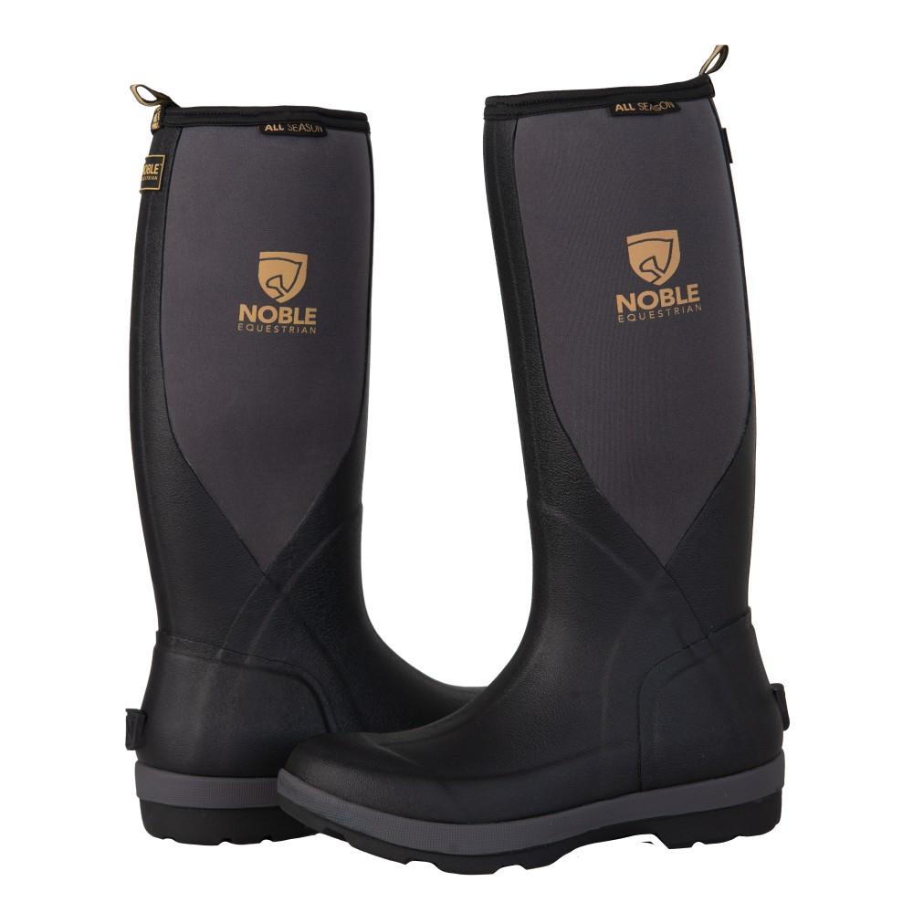 Women's Perfect Fit All Season Boot High Black