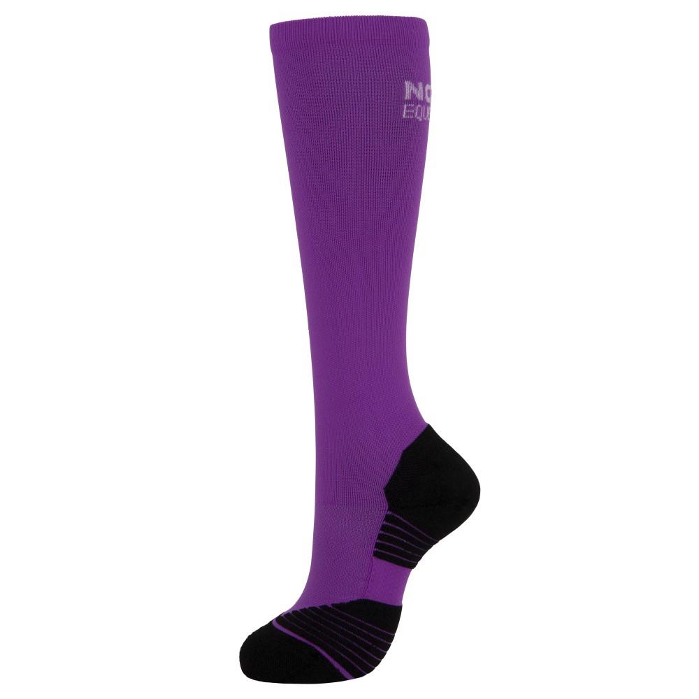 Perfect Fit Boot Sock Purple