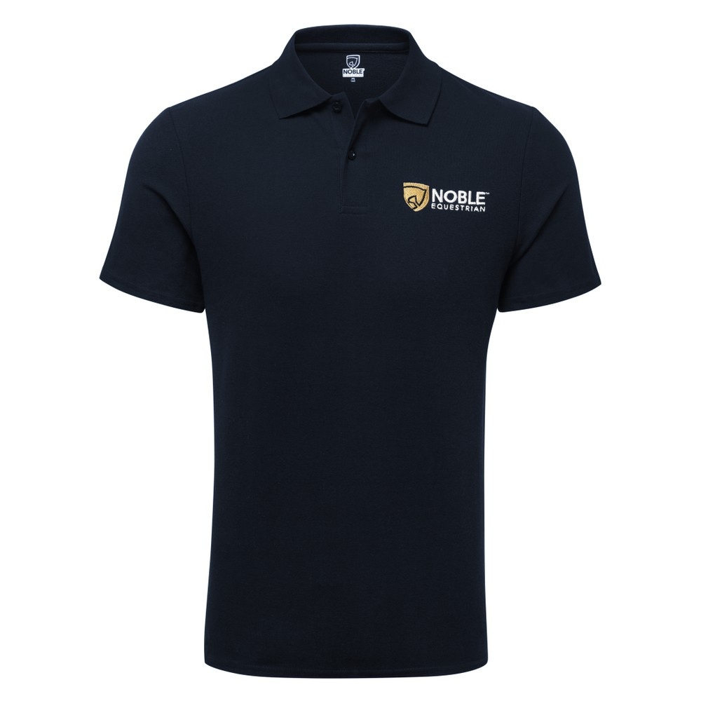 Men's Essential Polo Dark Navy