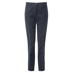 Ladies Moleskin Trousers Navy