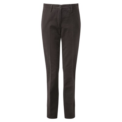 Schoffel Country Ladies Moleskin Trousers in Espresso
