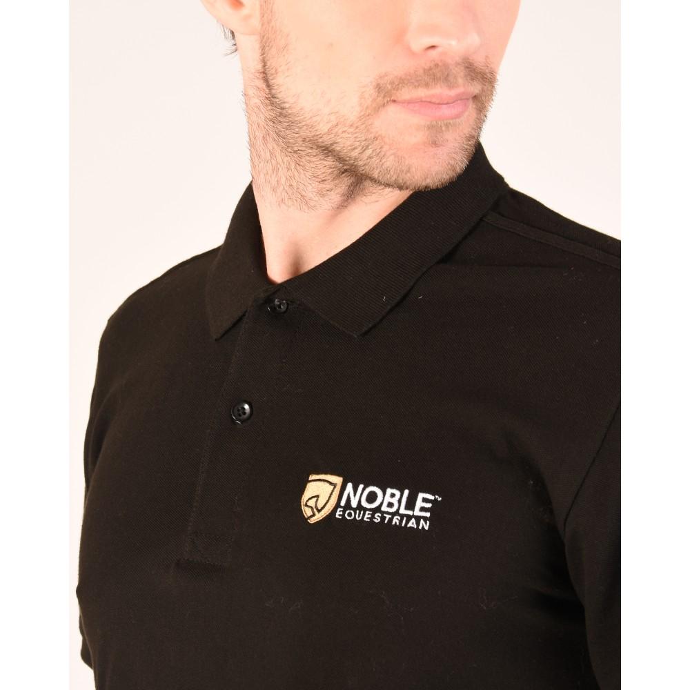 Men's Essential Polo Black