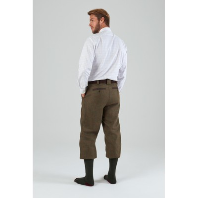 Tweed Plus Fours Buckingham Tweed