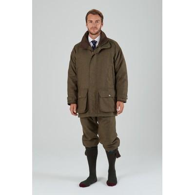 Ptarmigan Tweed Coat Buckingham Tweed