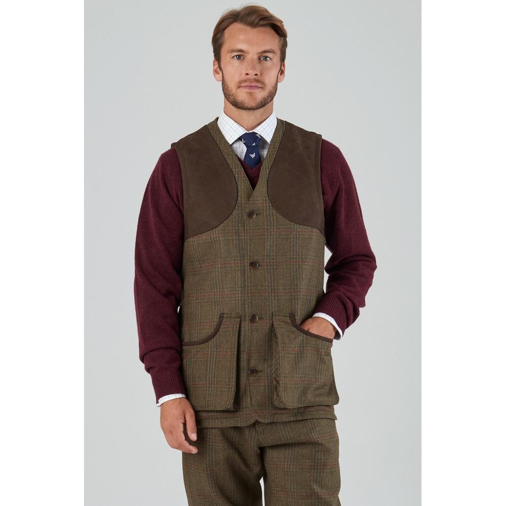 Ptarmigan Tweed Waistcoat II Buckingham Tweed