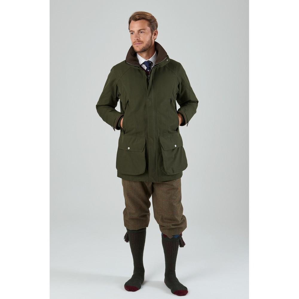 Ptarmigan Extreme II Coat Woodland