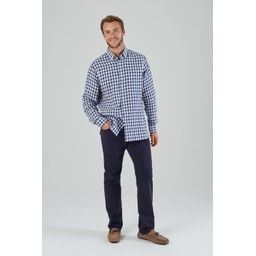 Sandbanks Tailored Shirt