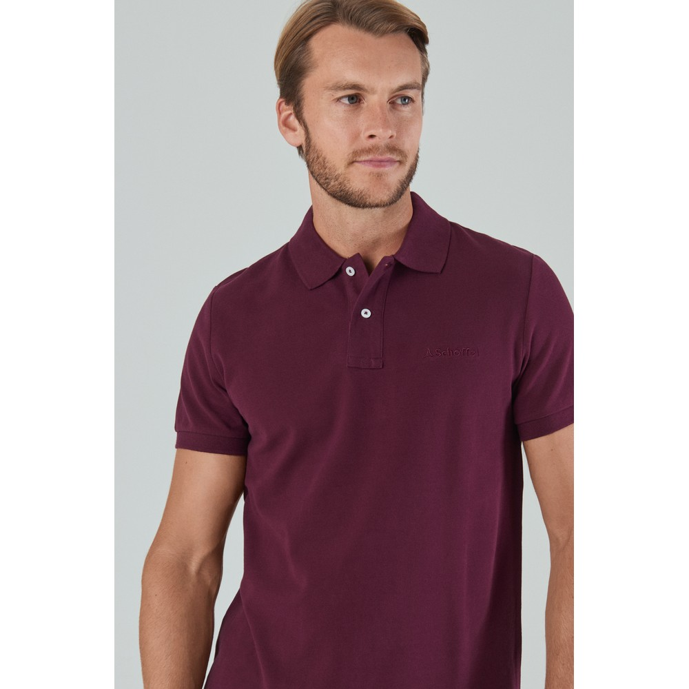 Padstow Polo Shirt Fig