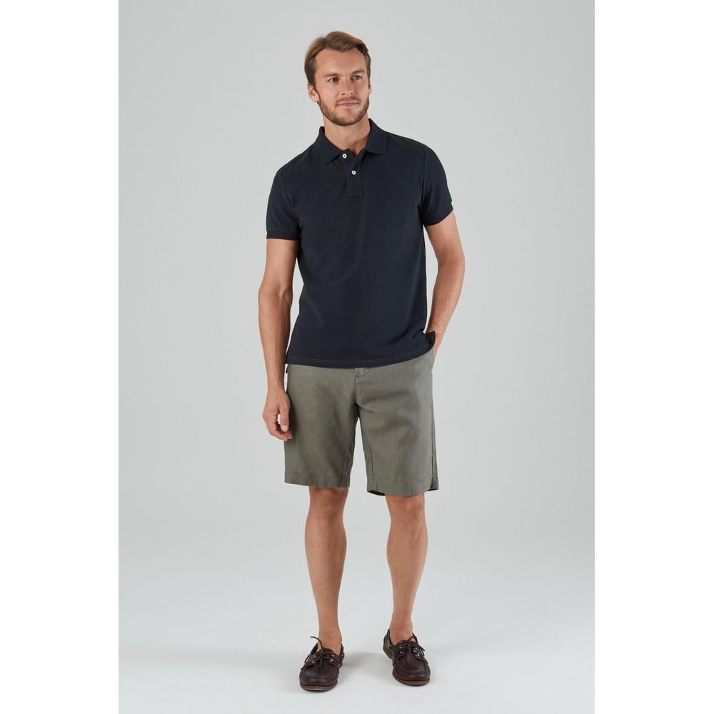 Padstow Polo Shirt Charcoal