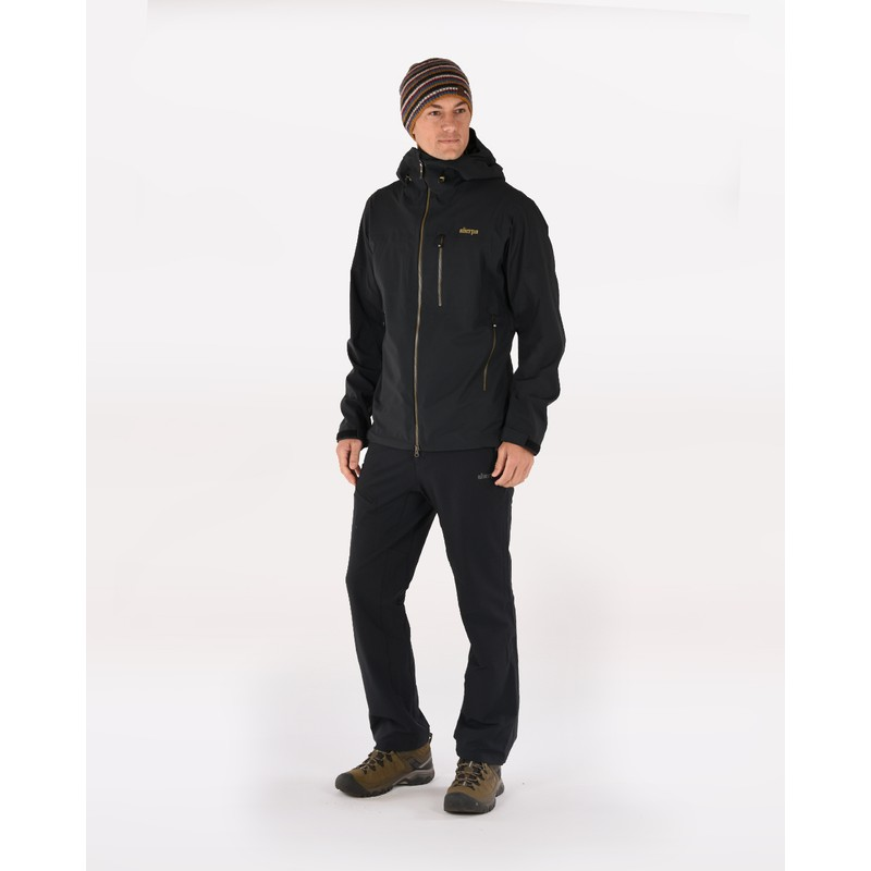 Makalu Jacket - Black