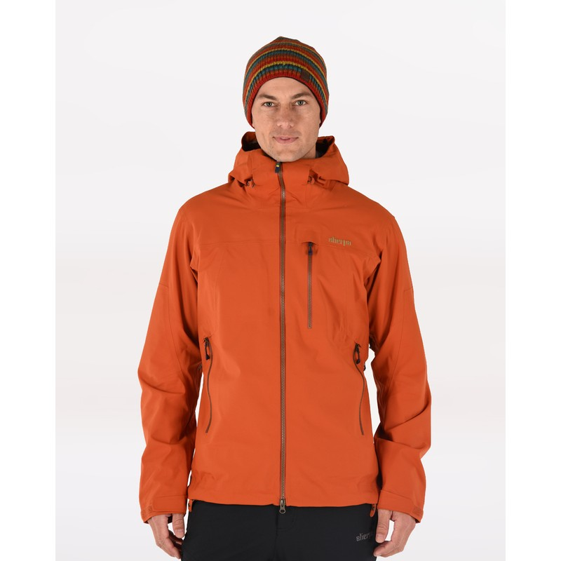 Makalu Jacket - Teej Orange