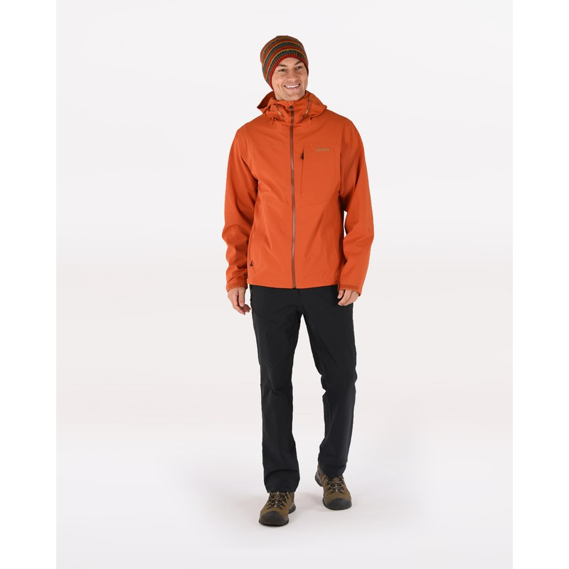 Pumori Jacket - Teej Orange