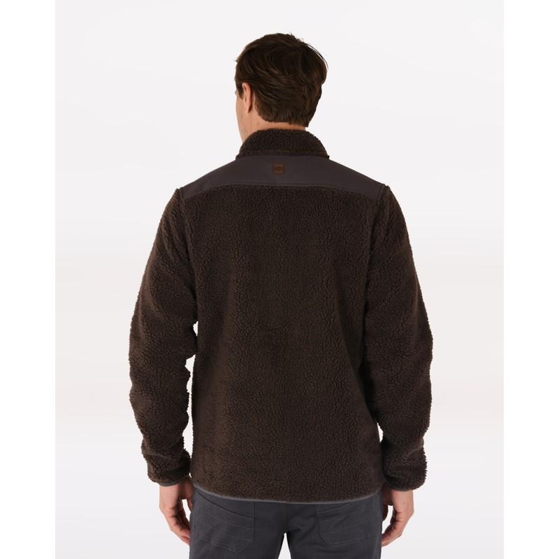 Tingri Jacket - Baans Brown