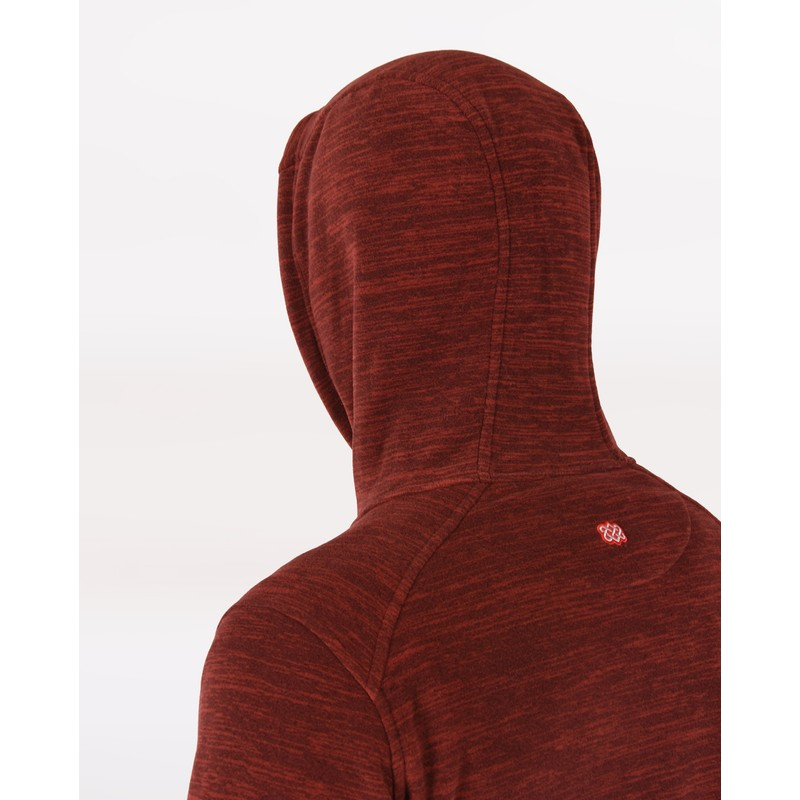 Sonam Hoodie - Potala Red