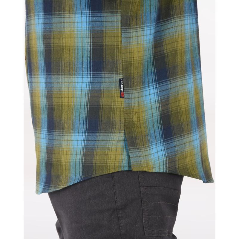 Indra Shirt - Mewa Green