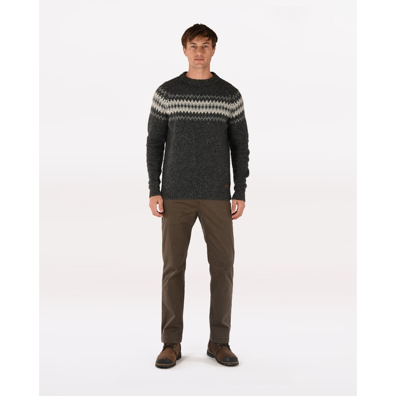 Dumji Crew Sweater - Kharani
