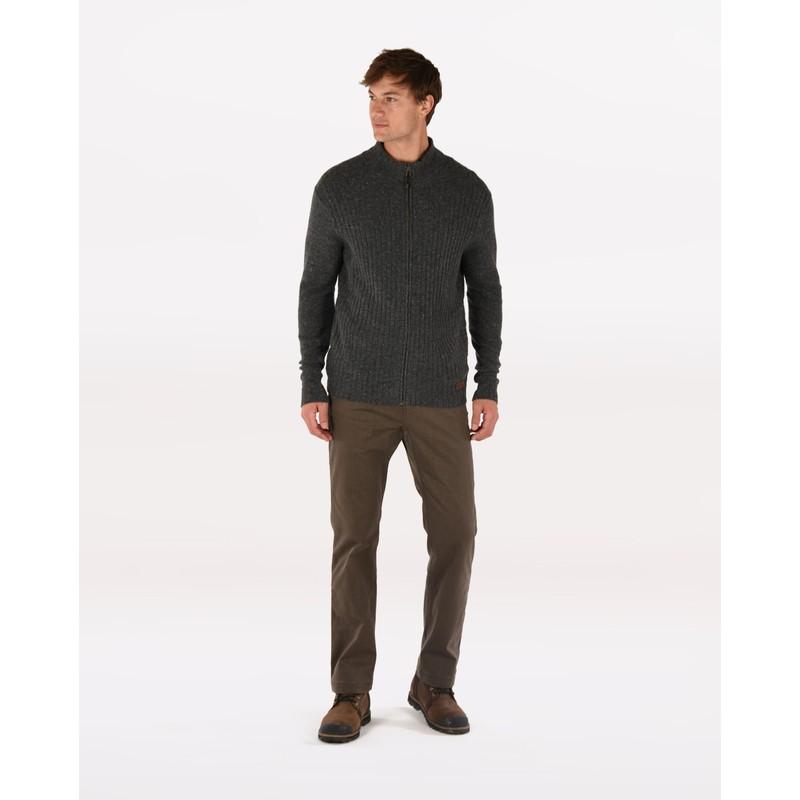 Kangtega Full Zip Sweater - Kharani