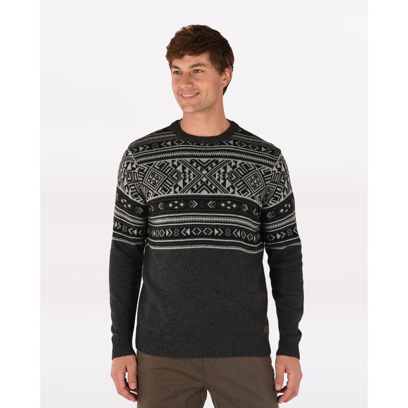 Nathula Crew Sweater - Kharani