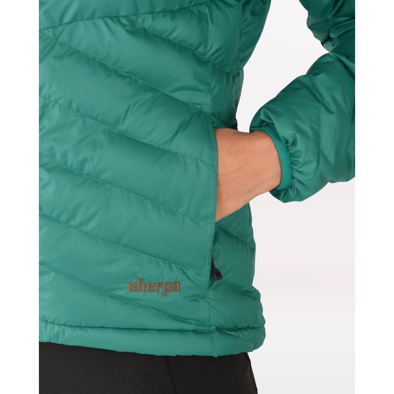 Annapurna Hooded Jacket - Pokhari Green