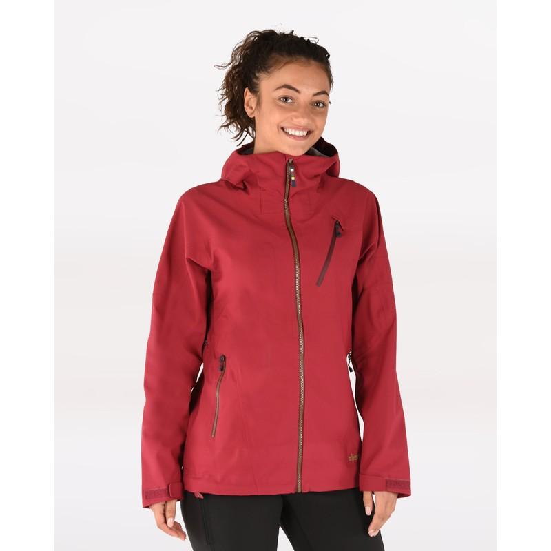 Makalu Jacket - Shaadi Red