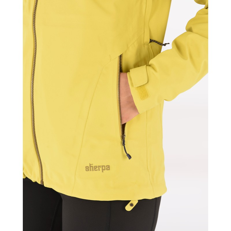 Makalu Jacket - Chutney Yellow