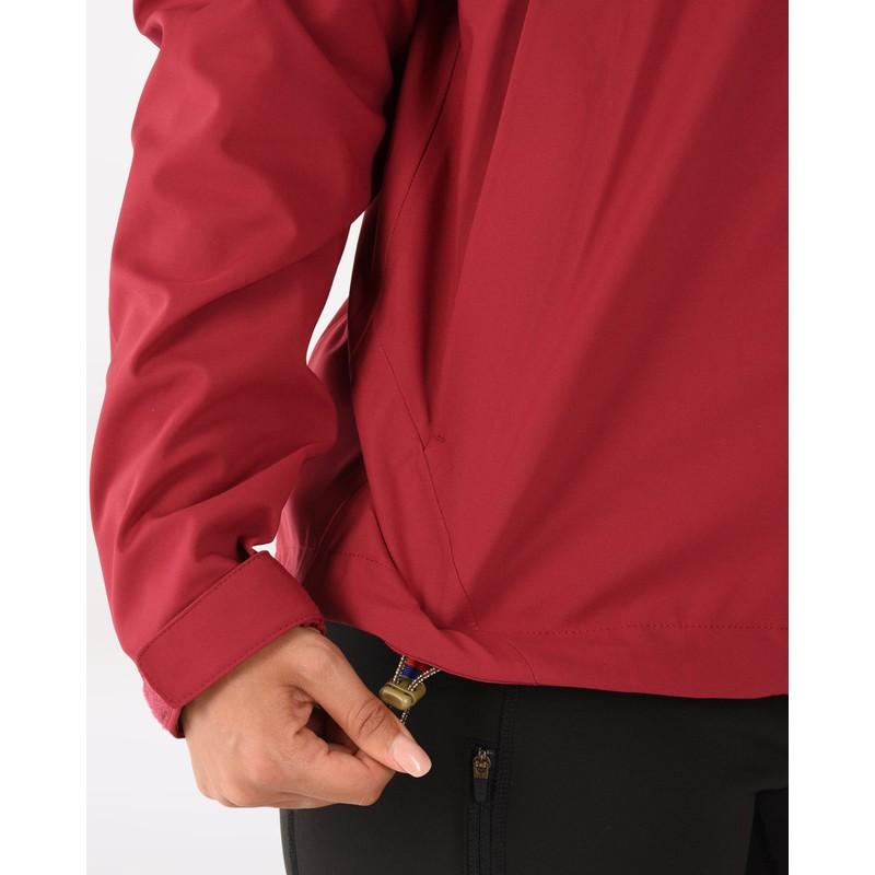 Pumori Jacket - Shaadi Red