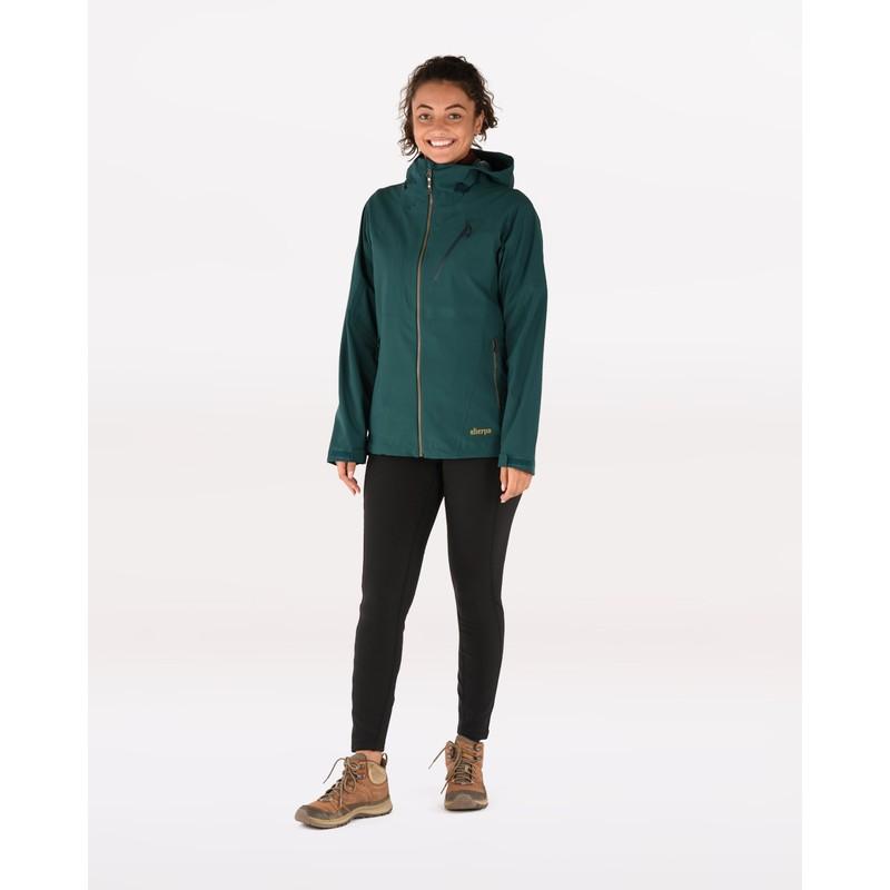Makalu Jacket - Rathna Green
