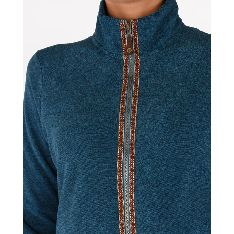 Rolpa Jacket - Raja Blue