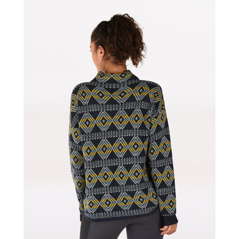 Pema Pullover Sweater - Rathee