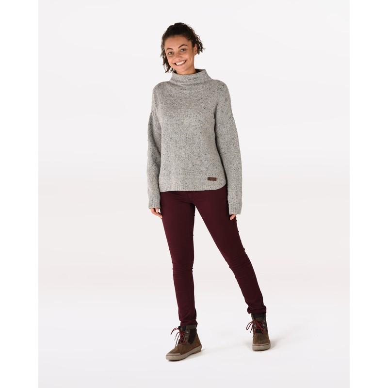 Yuden Pullover Sweater - Darjeeling Mist