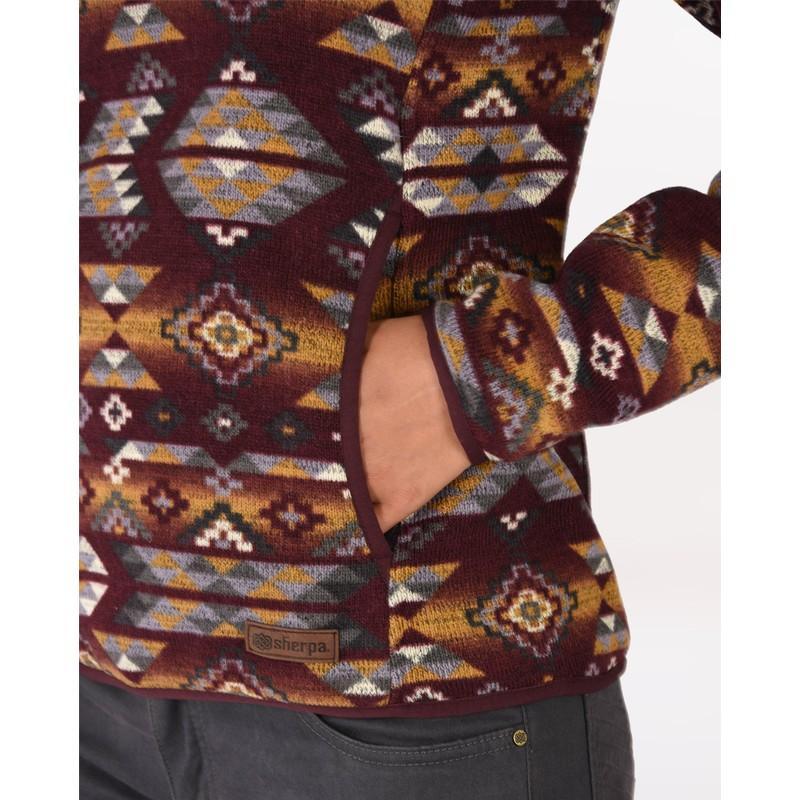Lumbini Pullover - Ani Print