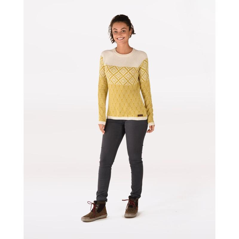 Amdo Crew Sweater - Peetho