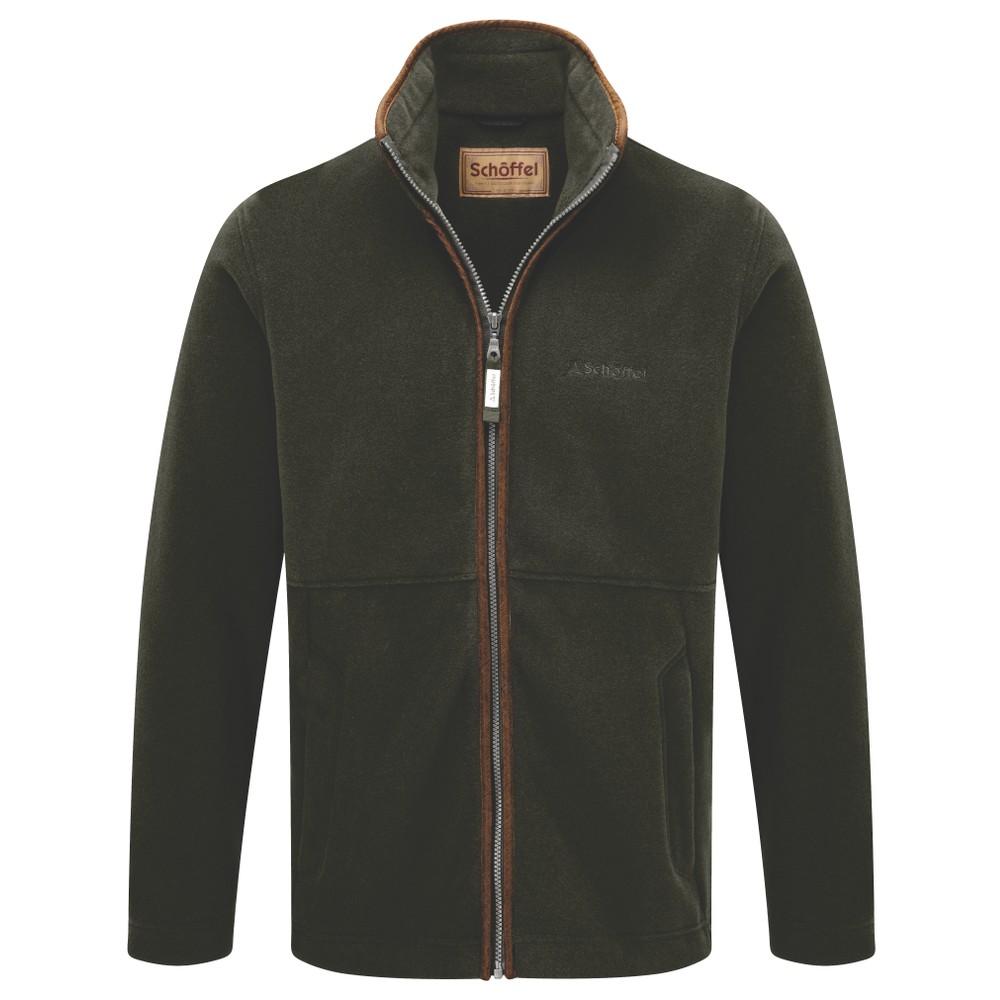 Cottesmore Fleece Jacket Moss