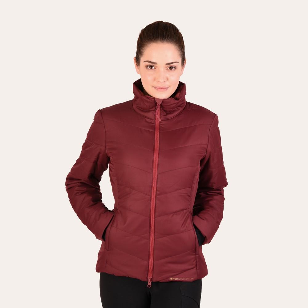 Aspire Jacket Merlot