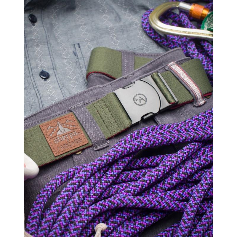 Sherpa X Arcade Rambler Belt - Green
