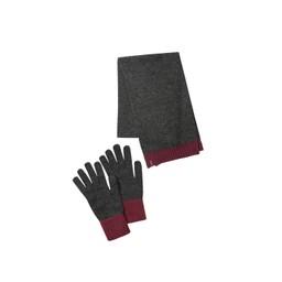 Barleythorpe Scarf & Glove Set
