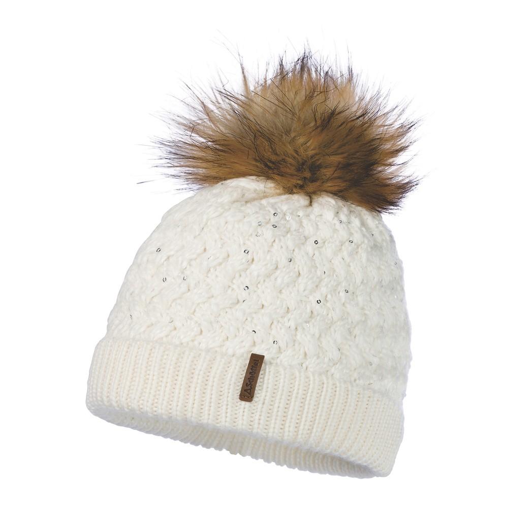 Amiens Hat Whisper White