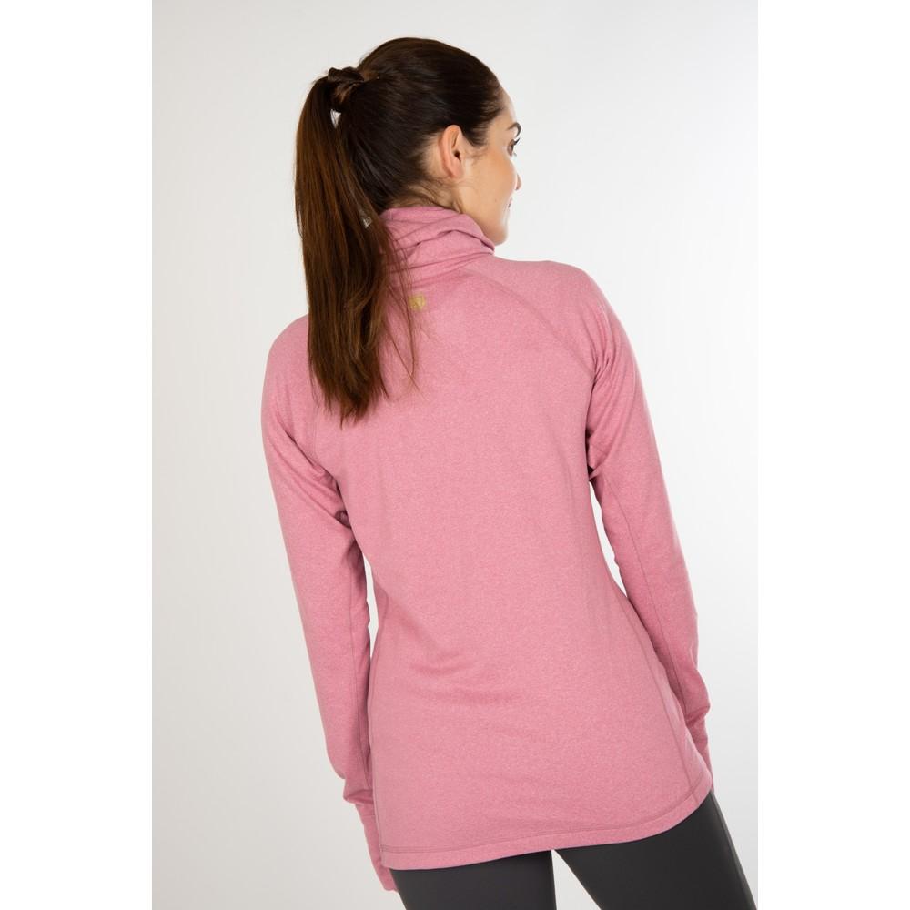 Athena Cowl Crush Pink