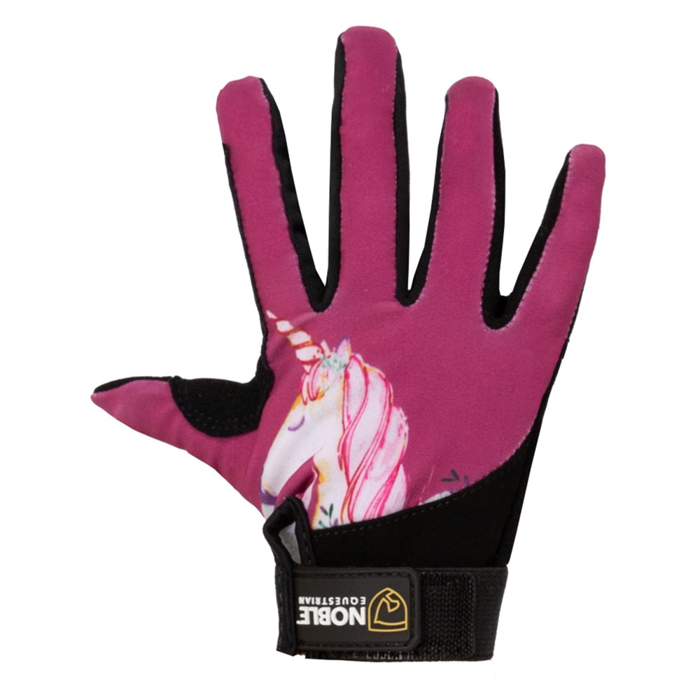 Kids Perfect Fit Gloves Unicorn