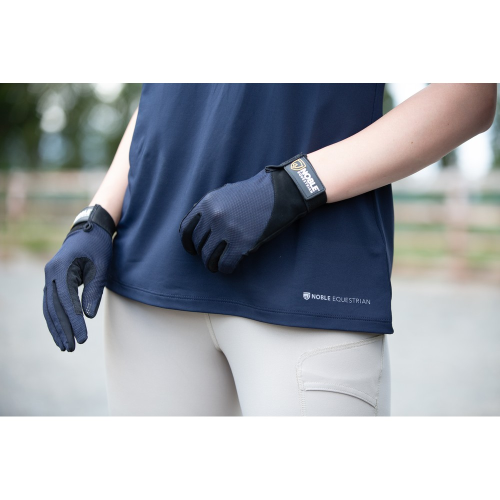 Perfect Fit Cool Mesh Glove Dark Navy