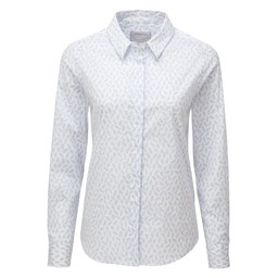 Schoffel Country Sunningdale Shirt in Barley Blue