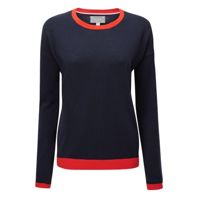 Schoffel Country Jessica Jumper in Navy