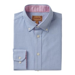 Soft Oxford Tailored Shirt